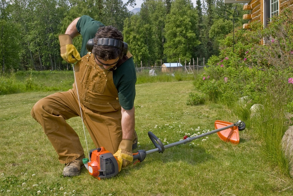 Weed Eater Troubleshooting